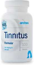 Arches Tinnitus Formula bottle